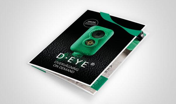 D-Eye lancering