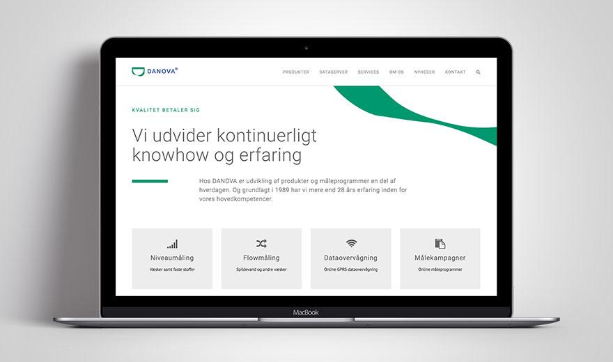 Danova website