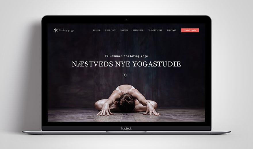 Living Yoga website