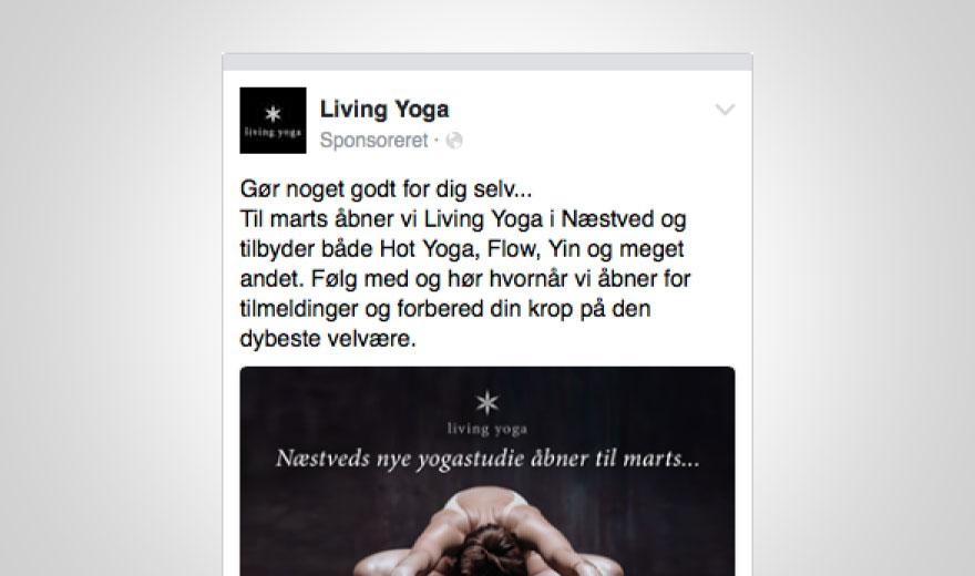 Living Yoga social